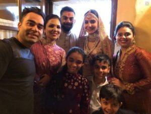 Virat-anuskha marriage