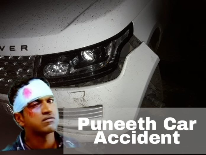 kannada-actor-puneeth-rajkumar-escapes-car-acciden