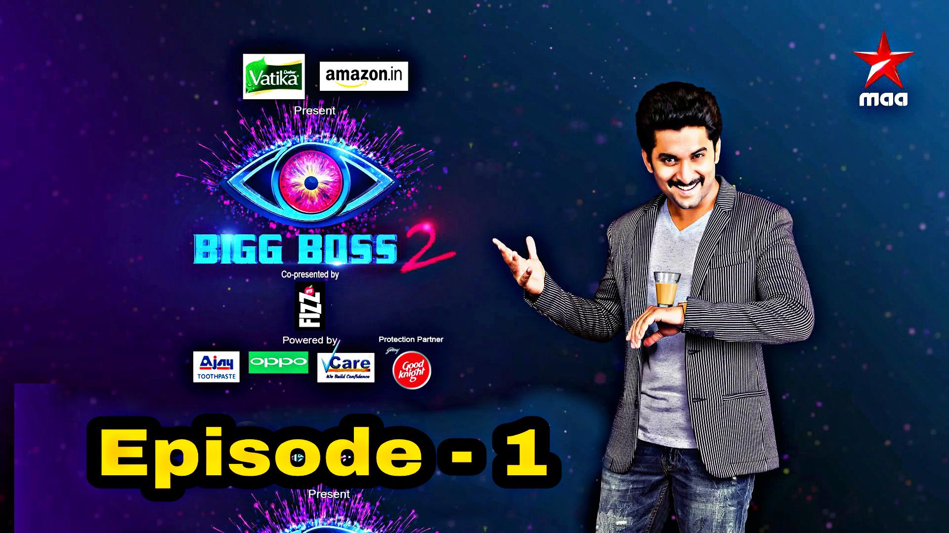 Bigg Boss Season 2 Telugu - Episode 1 - Bollywood Babu